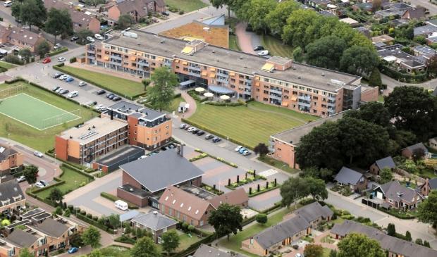 <p>Zorgcentrum Nieuw Avondrust in Voorthuizen.</p>