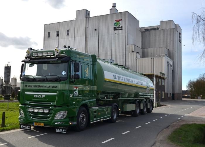 Vrachtwagen DVW eigen © BDU media