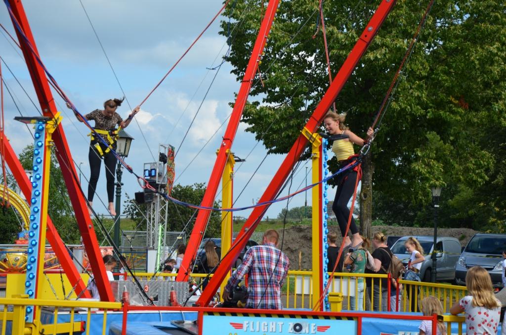 De trampoline Ali van Vemde © BDU media