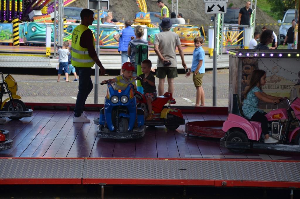 Racen over de baan Ali van Vemde © BDU media