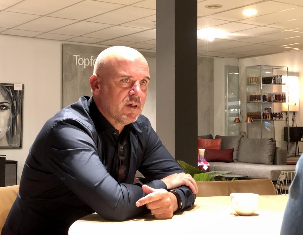 """Wout Middelman: ,,Als je googelt op 'uitbehandeld', vind je geen informatie. Er ontbreekt een platform."""" Dick Naafs © BDU media"""