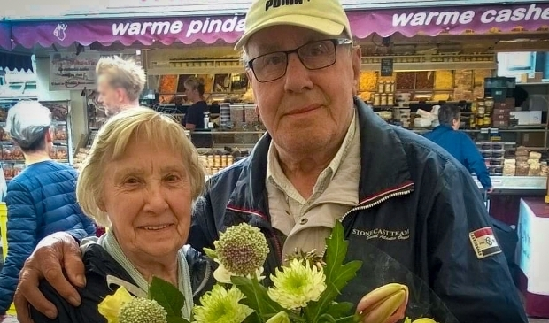 Het paar is onafscheidelijk en hoopt nog vele jaren in goede gezondheid samen door te brengen.