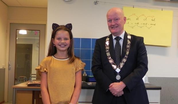 Lise en de burgemeester