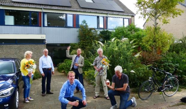 <p>Energie Co&ouml;peratie Bunnik maakte vorig jaar nog een collectieve inkoopactie van zonnepanelen mogelijk.</p>