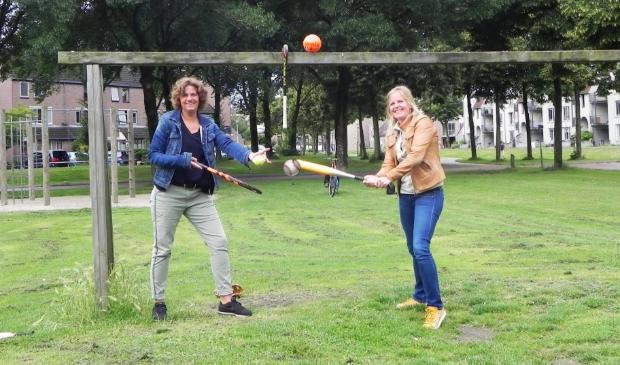 Pien ten Wolde en Eline Veder verzorgen volgend seizoen samen de Sportmix.