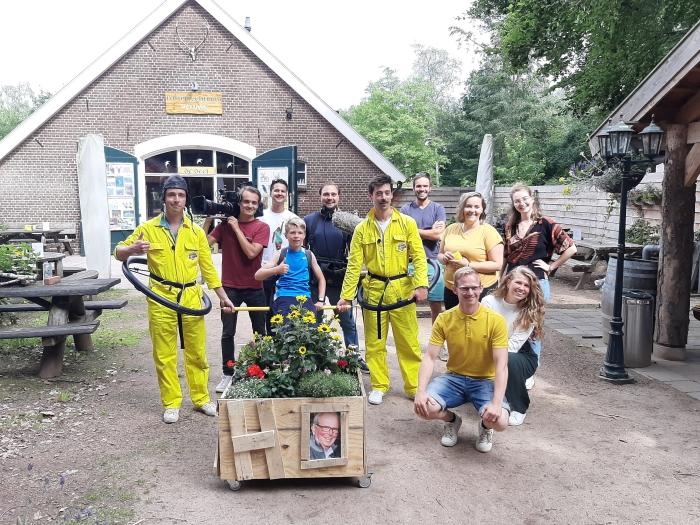 Natuurcentrum Veluwe bij Zapp op TV