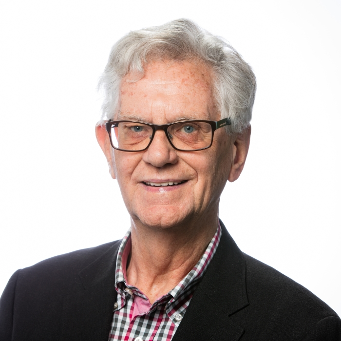 Fractievoorzitter Lokaal Waterbeheer Jan van der Kolk