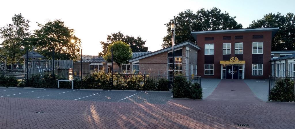 <p>De Fraanjeschool in de Barneveldse wijk Eilanden-Oost.</p> <p>Wouter van Dijk</p> © BDU media