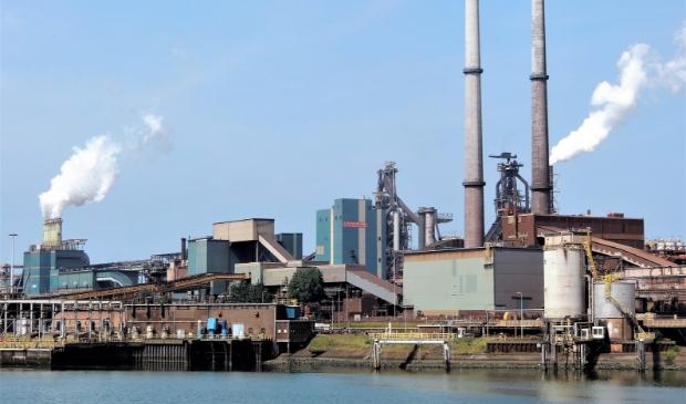 <p>Tata Steel</p>