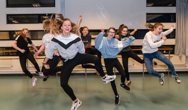 <p>Streetdance bij Kunstencentrum Idea.</p>