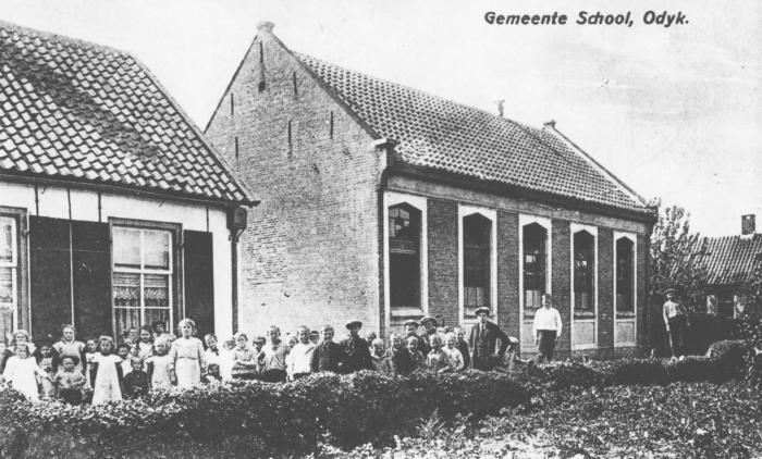 Gemeente School, Odijk