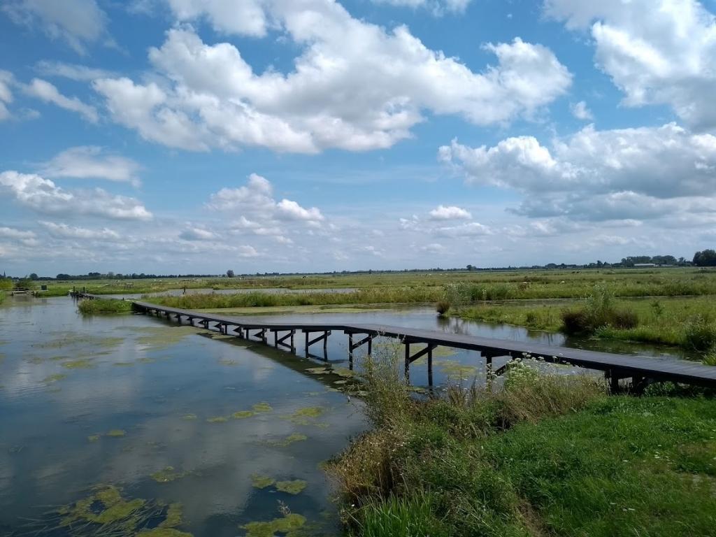 Over het water bij Blokhoven TS © BDU media
