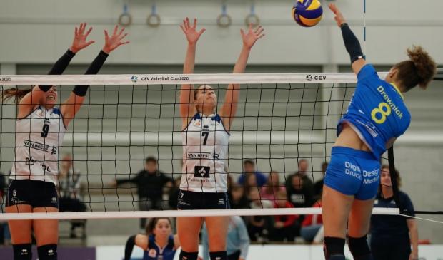 Sliedrecht Sport gaat weer het Europese avontuur aan, net als vorig seizoen toen tegen Schwerin