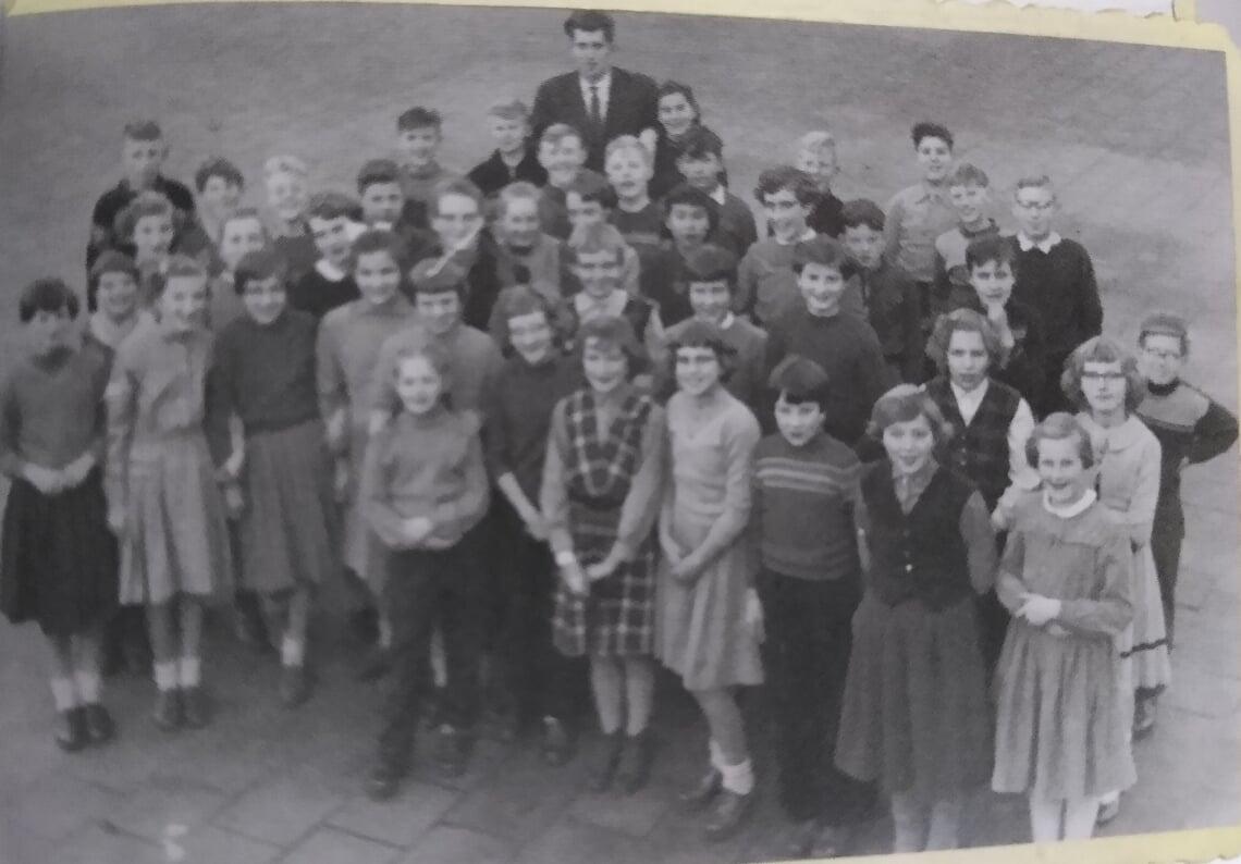 Archief Koningin Julianaschool/Oranje Nassauschool