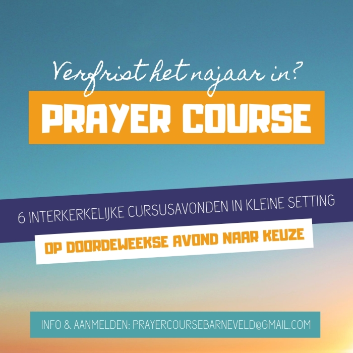 Promo Prayer Course