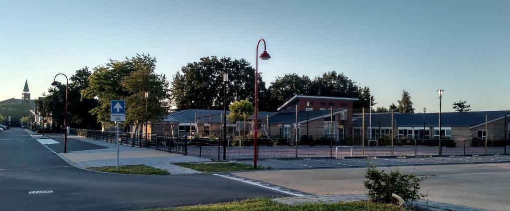 De Fraanjeschool in de Barneveldse wijk Eilanden-Oost. Wouter van Dijk © BDU media