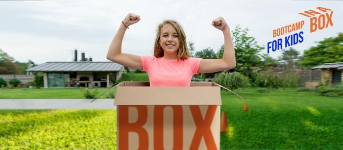 Bootcamp for kids IN A BOX Opmerken BV © BDU media