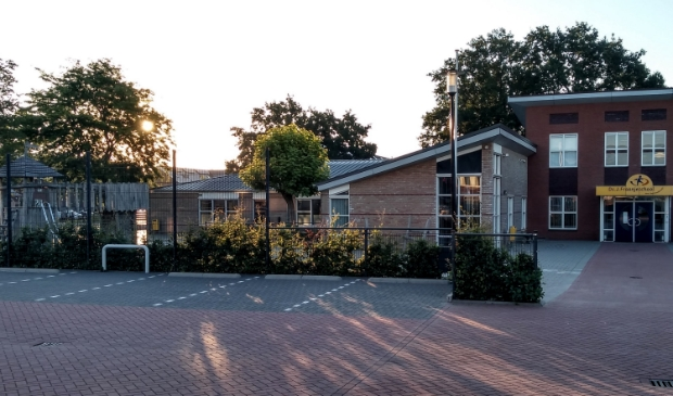De Fraanjeschool in de Barneveldse wijk Eilanden-Oost.