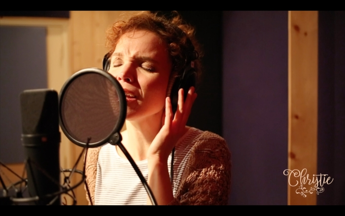 Singer/songwriter Christie
