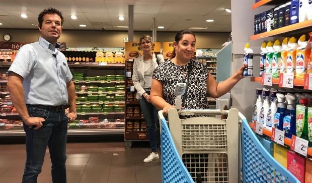 Martijn Steenman van AH Oude Dorp over de drukte in de supermarkt tijdens corona
