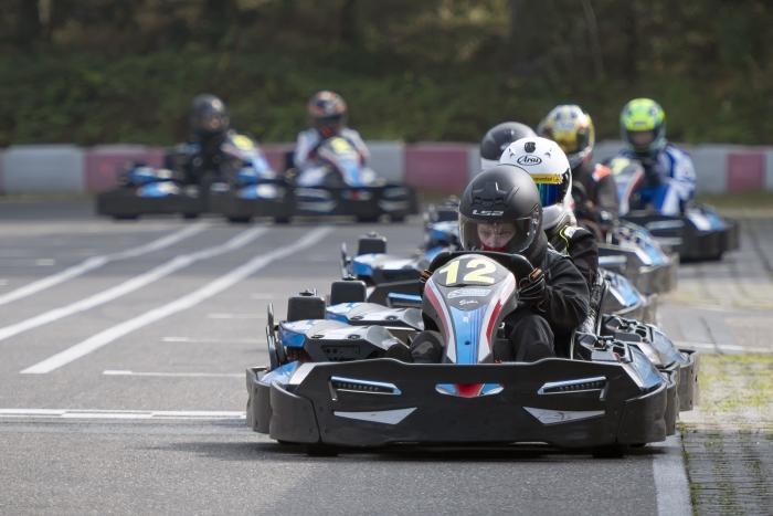 Race 2: op kop. Ronald Stiefelhagen © BDU
