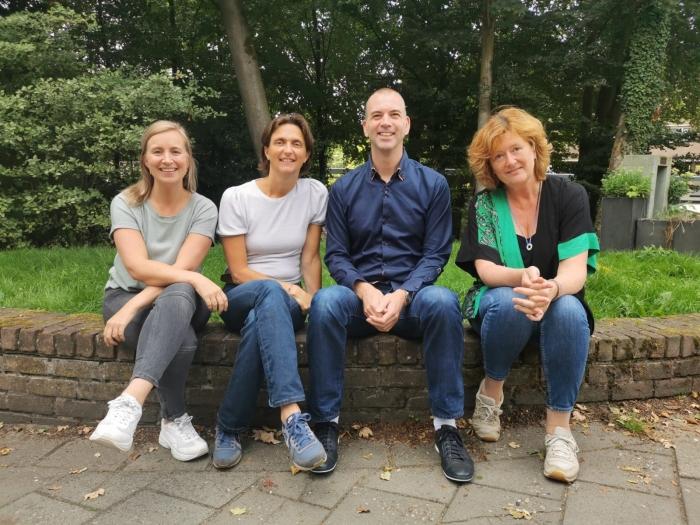Het NAH-team in Barneveld