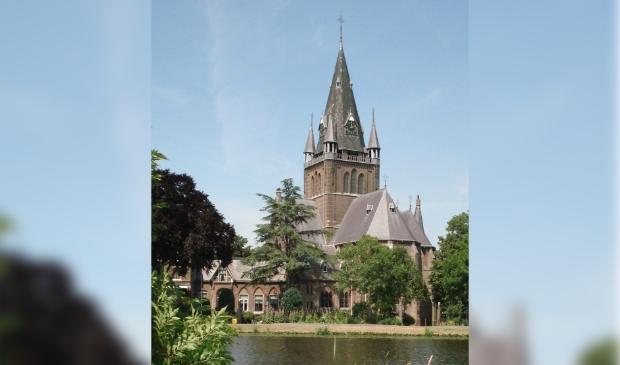 <p>Urbanuskerk Nes aan de Amstel</p>