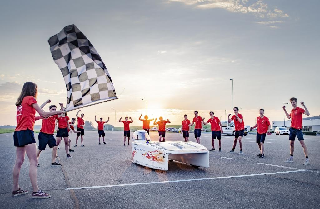 Jorrit Lousberg/Vattenfall Solar Team © BDU Media