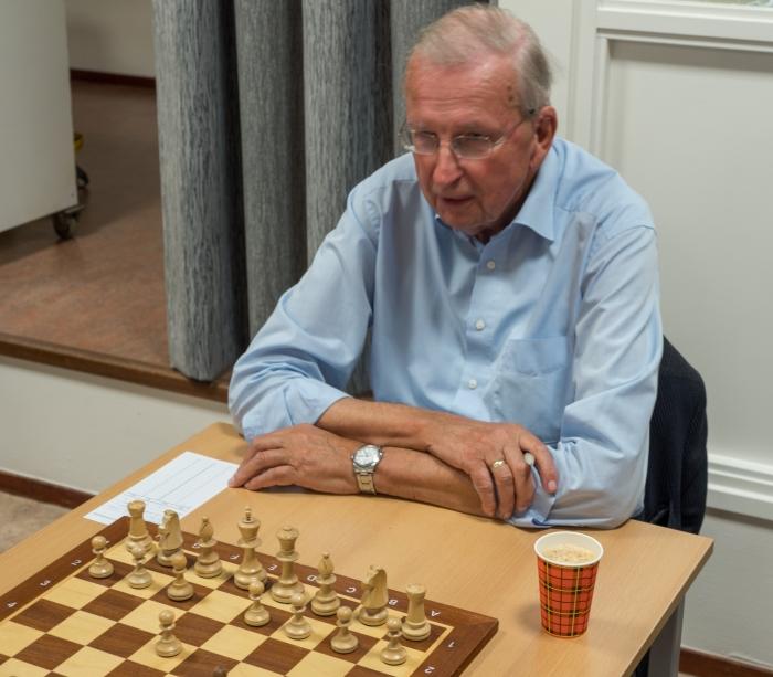 Hans Klein won opnieuw