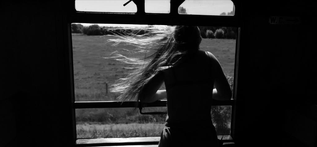 """,,Uitwaaien, kop in de zon en genieten van een ritje met de stoomtrein in Goes."""" Jolanda de Vries © BDU media"""