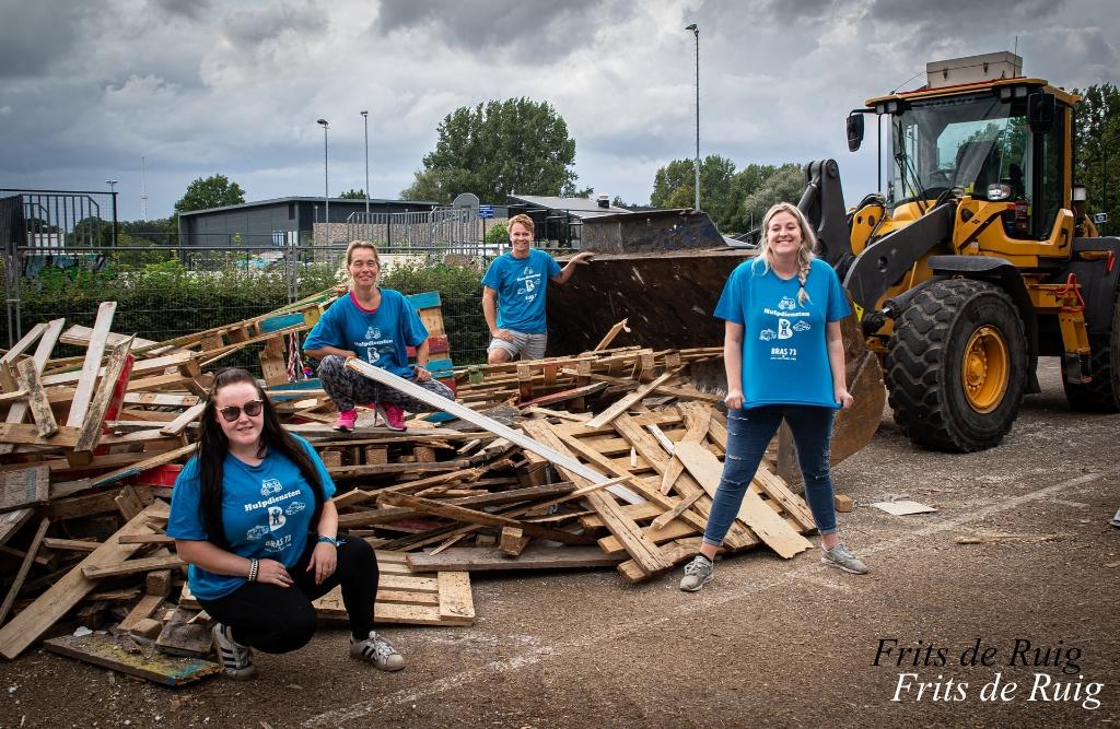 Het coördinatieteam. Frits de Ruig © BDU media