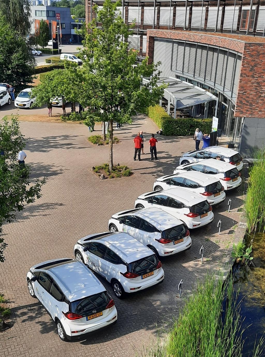 Communicatie Waterschap Vallei en Veluwe © BDU
