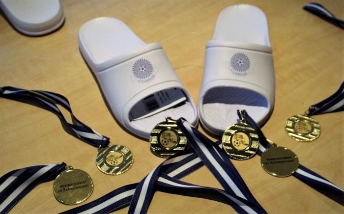 en medailles ! J.de Haan © BDU media