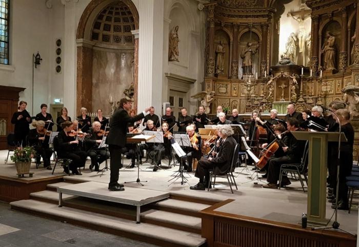 Het Amersfoorts Cantatekoor en -Orkest