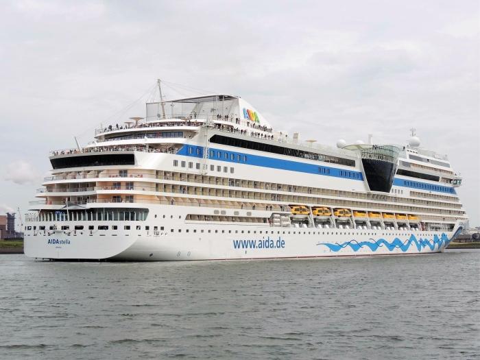 Cruiseschepen Hans Blomvliet © BDU media