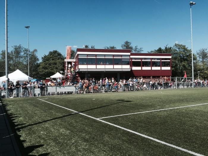 Het Rob Umbgrove toernooi wordt gespeeld op de velden van Sporting Martinus op Sportpark Overburg