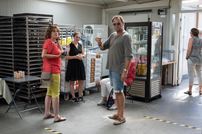 de klanten op afstand Klaas Flits © BDU media
