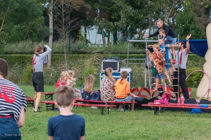 Ladderklimmen René van den Brandt © BDU media