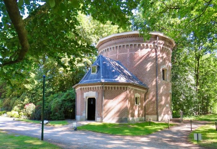 Watertoren uit 1680 (één van de oudsten van Nederland) Onno Wijchers © BDU media