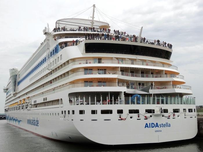 Cruiseschepen Hns Blomvliet © BDU media
