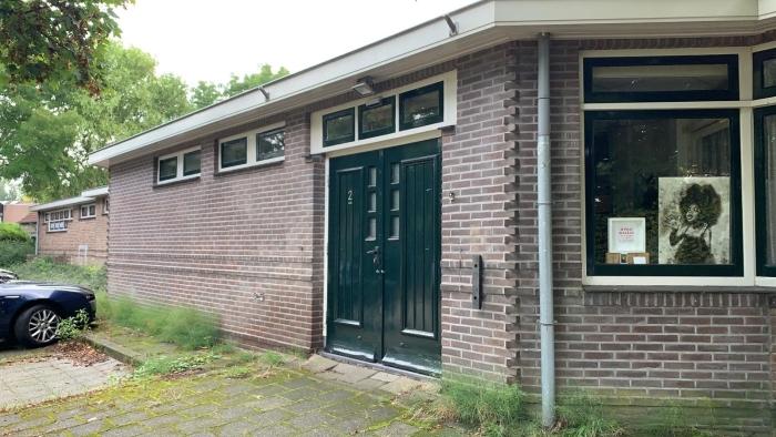 D'Oude School, voorkant