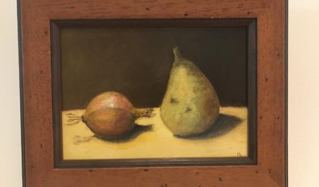 Schilderij van Rob Hinse.