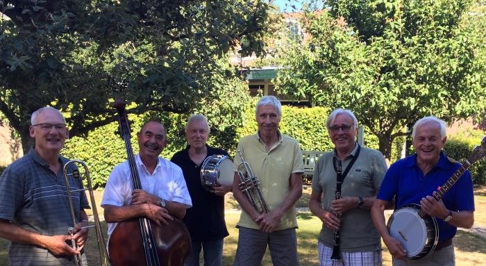 de flowertown jazzband