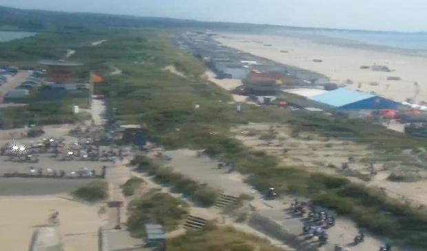 Webcam Marina Seaport IJmuiden © BDU