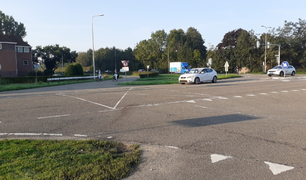 <p>Kruising Werkhovenseweg-Zeisterweg</p>
