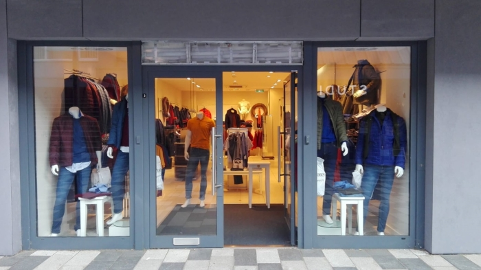 De nieuwe 29ninetynine winkel in Winkelcentrum de Hamershof in Leusden.
