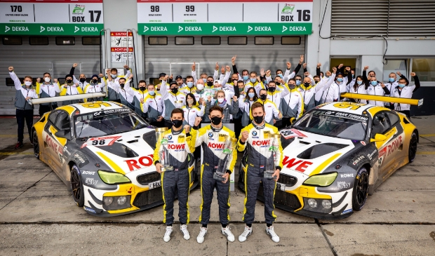ADAC TOTAL 24h Nürburgring 2020 - Foto: Gruppe C Photography; #099 BMW M6 GT3, Rowe Racing: Alexander Sims, Nicky Catsburg, Nick Yelloly, Philipp Eng