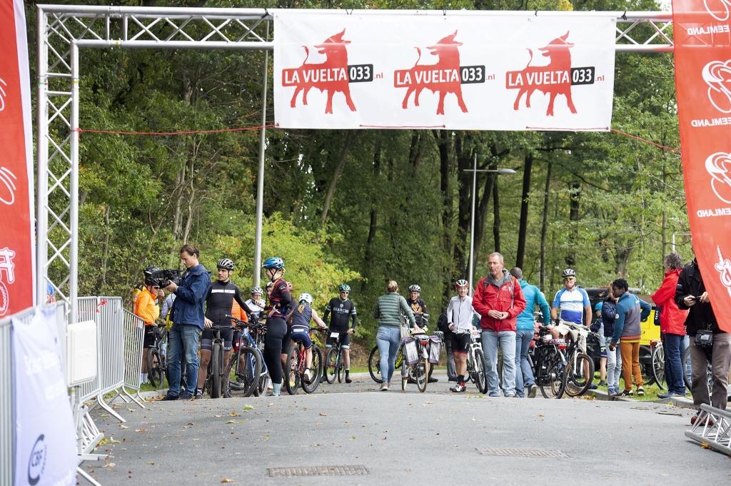 Lavuelta033 fietsen bergkoning(in) van Amersfoort Foto Rinus van Denderen © BDU media