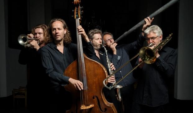<p>HOT orgeltrio and Brass. Photo: Allard Willemse</p>