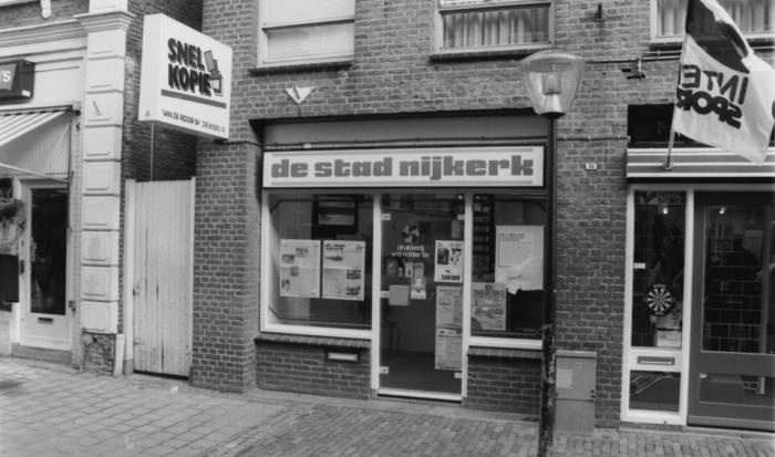 kantoor van de Stad Nijkerk